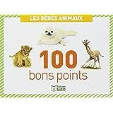 Boîtes de 100 bons points - Les bébés animaux - Dès 5 ans