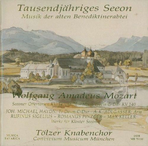 Tausendjähriges Seeon. Musik der alten Benediktinerabtei