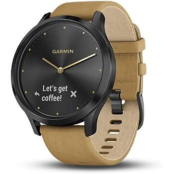 garmin vivomove hr premium damen smartwatch. Black Bedroom Furniture Sets. Home Design Ideas