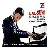 Brahms: Klavierkonzerte 1 & 2 - Adam Laloum