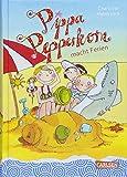 Pippa Pepperkorn 8: Pippa Pepperkorn macht Ferien - Charlotte Habersack