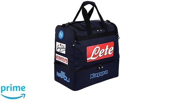 SSC Napoli false bottom kit bag cdd51ca90c944