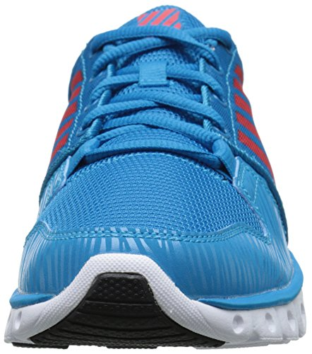 K-Swiss Performance X Lite Athletic Cmf, Scarpe fitness Donna Blue Danube/Rose of Sharon
