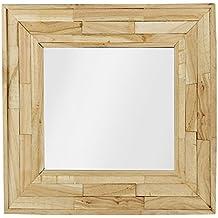 cornici in legno grezzo
