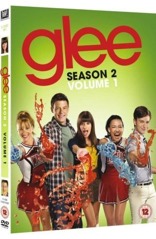 Glee: Fox Series - The Complete Season 2 [Volume 1] Including DVD Exclusive Special Features Glee Music Jukebox & Glee at Comic-con 2010 (3 Disc Set) [DVD]