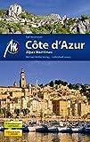 Côte d'Azur Reiseführer Michael Müller Verlag: Alpes Maritimes - Ralf Nestmeyer