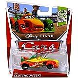 Disney Pixar Cars 2 RIP CLUTCHGONESKI WGP Series