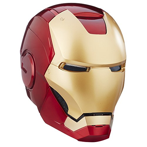 Hasbro B7435EU4 - Avengers Legends Gear Iron Man Helm Verkleidung (Iron Man Helm Kinder)