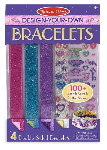 Melissa and Doug Design-Your-Own Bracelets