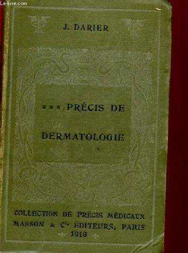 Precis de dermatologie