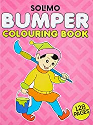 Amazon Brand - Solimo Bumper Colouring Book