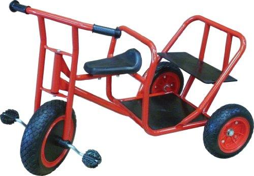 Mueller Mueller & Herbert herbert50606Dreirad Taxi mit Eva-Rad - Baby-pedal-traktor