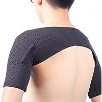 ELENXS Doppel Schulter-Bandage für den Sport-Gurt, elastisch, atmungsaktiv preisvergleich bei billige-tabletten.eu