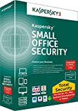 #2: Kaspersky Small Office Security 2018- 15 PCs + 2 File Server + 15 Mobile Devices 1 year (CD)