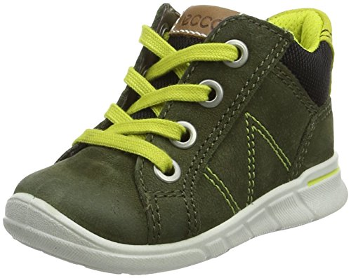 ECCO Baby Jungen First Sneaker, Grün (Grape Leaf), 26 EU -