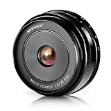 Neewer® 28mm f / 2.8 Manueller Fokus Prime fixierte Objektiv für OLMPUS und PANASONIC APS-C Digitalkameras , Wie OLYMPUS: E-M1 / M5 / M10, E-P5E-PL3 / PL5 / PL6 / PL7, PANASONIC: GM1 / 2, GX1 / 2/7/8, GF5 / 6/7