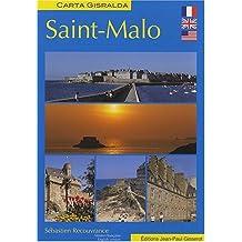 Saint-Malo : Edition bilingue français-anglais