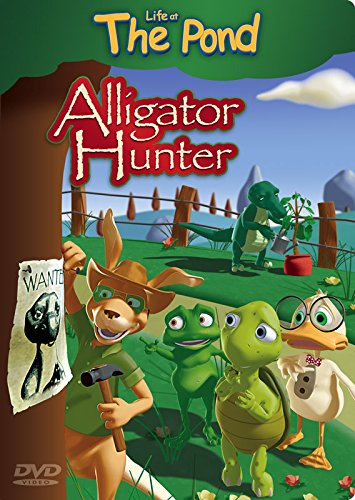 Alligator Pond (The Pond: Alligator Hunter - DVD)