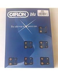 1 DOZ CAFLON GOLD PLATED BALL EAR PIERCING STUD pfFTn1F
