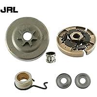 jrl embrague & tambor de embrague para bomba de aceite tornillo sin fin Gear para STIHL