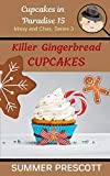 Killer Gingerbread Cupcakes