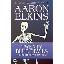 Twenty Blue Devils (The Gideon Oliver Mysteries)