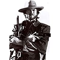 Clint Eastwood Cowboys Western Fridge Magnet Novelty Photo Fridge Magnet- Photo Novelty Fridge Magnet