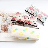Aofocy Crayon stylo sac pochette pochette maquillage maquillage maquillage maquillage crayons