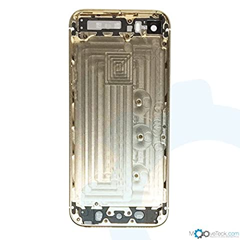 Châssis pour iPhone 5S or