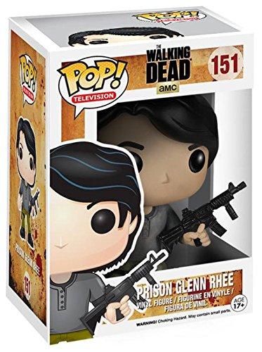 Funko Pop Glenn (The Walking Dead 151) Funko Pop The Walking Dead