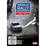 World Rally Championship - Monte-Carlo Rally 1991 [Alemania] [DVD]