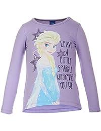 Disney-Die Eiskönigin Camiseta de Manga Larga Para Niñas
