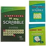 L'officiel du jeu Scrabble : Avec 2 l...