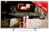 Panasonic VIERA TX-50DS630E 50' Full HD 3D Smart TV Wi-Fi Silver LED TV - LED TVs (Full HD, A+, High Contrast, Silver, 1920 x 1080 pixels, Flat)