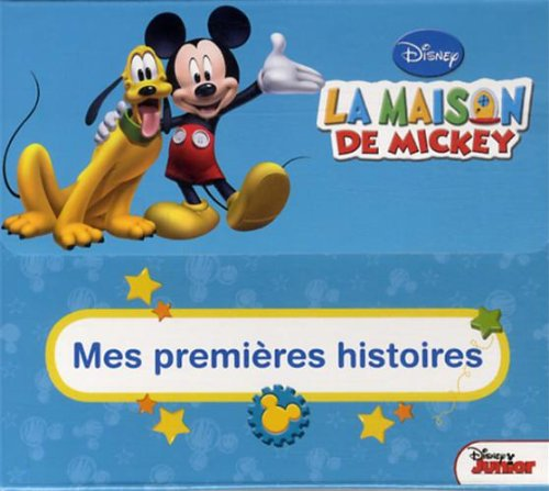 La maison de Mickey, mes premières histoires : Un...