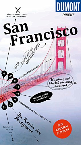 DuMont Direkt Reiseführer San Francisco (DuMont Direkt E-Book)