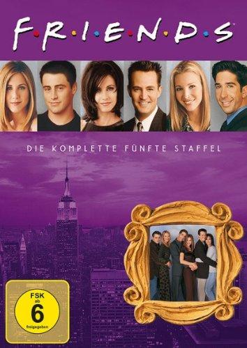 Staffel 5 Box Set (4 DVDs)