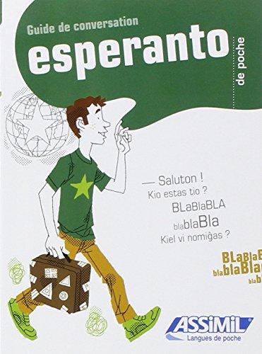 L'Espéranto de poche par Klaus Dahmann, Thomas Pusch