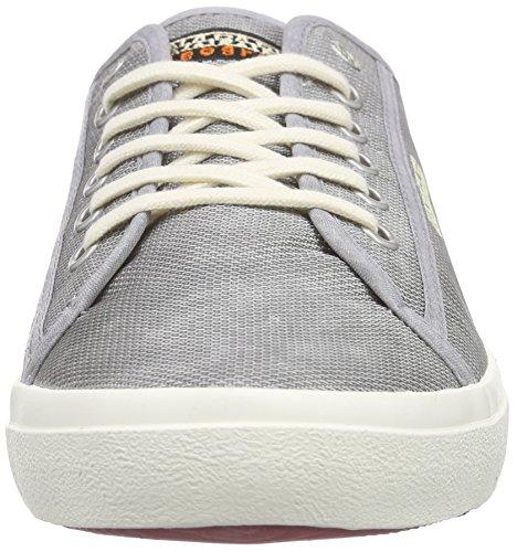 Napapijri Beaker, Sneakers basses homme Gris - Grau (sleet gray N84)