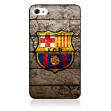 Coque Iphone 5C Barça FC Barcelone Messi - coque-personnalisable