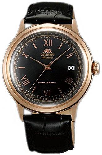 """Orient 2nd Gen """"Bambino 5,1cm mit Hand Winde römischen Classic Automatic Armbanduhr fac00006b"""