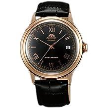 """Orient 2nd Gen """"Bambino 2"""" Classic automático con Hand Winding romano reloj fac00006b"""