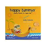 #6: Happy Tummys Nutritious Snack Bars - i wanna wanna Malty Banana - (3+1) bars x 30 G