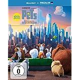 Pets - Steelbook [Blu-ray]