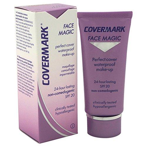 Covermark Face Magic Tubetto Fondotinta, Colore 2 - 30 ml