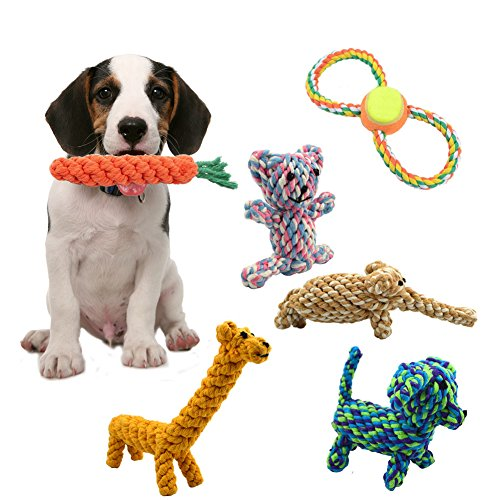 Dog-Rope-Toys-for-Dogs-Cats-Mlife-Animal-Shape-Cotton-Rope-Dog-Training-Toys-for-Small-and-Middle-Pets