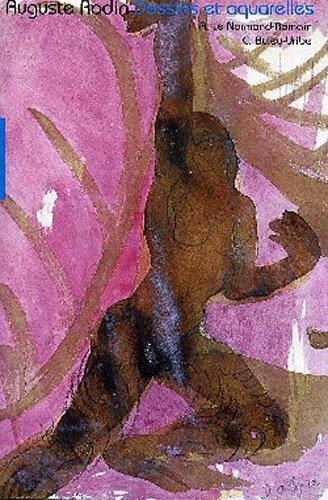 Rodin dessins et aquarelles par Antoinette Lenormand-Romain