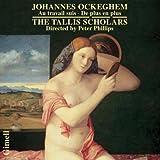 Johannes Ockeghem : Messes