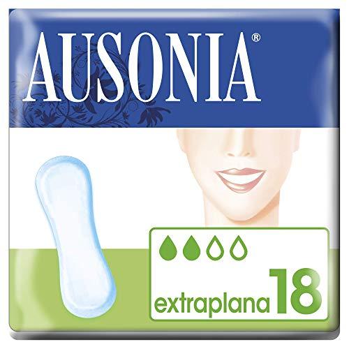 Ausonia Clásica Extraplana Compresas Sin Alas - 18