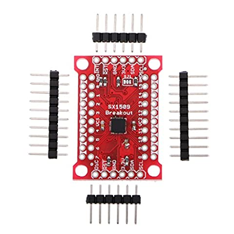MagiDeal SX1509 16-channel I/O Output Module LED Driver and Keyboard GPIO for Arduino